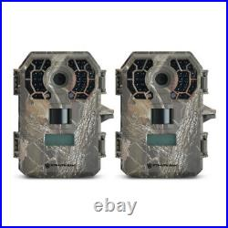 (2) Stealth Cam G42NG No Glo Digital Trail Game Camera 10MP