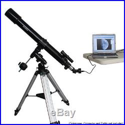 5.0 Megapixel Digital Telescope Camera with Live Video