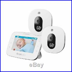 BRAND NEW Angelcare AC310-2 Video Monitor, 4.3 Screen, Two Wide Angle Cameras