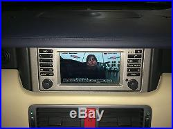 Bmw X5 3 5 7 Series digital Freeview TV tuner Video In Motion Reverse camera