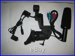 CANON XL-1S MINI DIGITAL VIDEO CASSETTE CAMERA With BAG, working