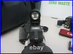 Canon DM-GL2 A Mini Digital Video Camcorder with Accessories & Bag