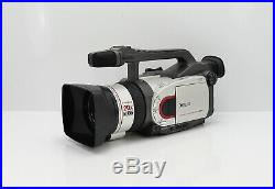Canon Dm-xm1 Camcorder Boxed 3ccd Semi Pro Mini DV Digital Tape Video Camera