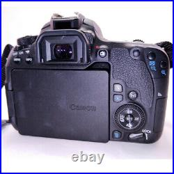 Canon EOS 77D DSLR Digital 1080p HD Video Recording Camera body only