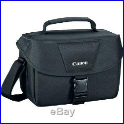 Canon EOS 77D Digital SLR Camera Body with + Automatic Flash + LED Video Light