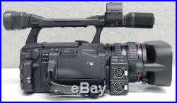 Canon HDV digital video camera XH G1 with WD-H72 Wi-Fi Video Camera TESTED F/S