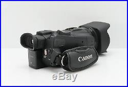 Canon Legria Hf G30 Camcorder Boxed Hd Sdxc Card Digital High Definition Video