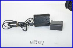 Canon XL 1S MiniDV Digital Video Camcorder Camera Tested Working Nice Shape