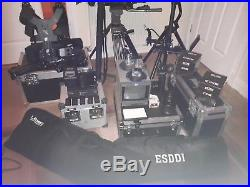 Canon XL-H1s HDV MiniDV Camcorder Complete Set-up Professional Digital Quality