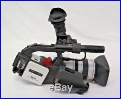 Canon XL1S MiniDV 3CCD Professional Digital Camcorder withMA-100 XLR Adapter nc