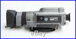 DCR-VX1000 Sony Digital Handy Camcorder Silver Japan Tested Sold As Is