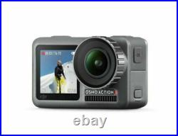 DJI Osmo Action 4K Action Cam 12MP Digital Camera Dual Screen HDR Brand NEW