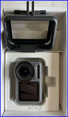 DJI Osmo Action Cam Digital Camera with 2 Displays USED