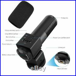 Digital Video Camera Camcorder Recorder Wide Angle Macro Lens Microphone 1080P