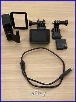 GoPro Digital Hero 5 Black 16 MB Camcorder with spare battery, mounts & case