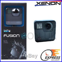 GoPro FUSION 360 Degree Digital Camera Waterproof 5.2K Voice Commands CHDHZ-103