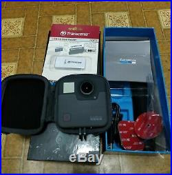 GoPro Fusion 360-Degree Action Digital Camera Waterproof with 64gb Memory Card