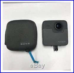 GoPro Fusion 360-Degree Digital Camera with Soft Case CHDHZ-103 USED