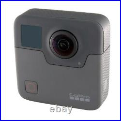 GoPro Fusion 360 Waterproof Digital VR Camera + 16G SD Card With 40PCS Accessories