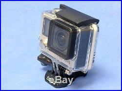 GoPro HERO 4 Digital Camcorder Siver Camera with Extras & 32GB SD Card 4K