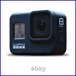 GoPro HERO 8 Black Digital Action Camera + 50 Piece Accessory Kit All You need
