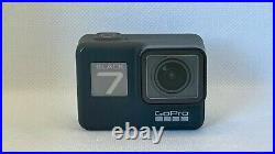 GoPro HERO7 Black Waterproof Digital Action Camera with Touch Screen 4K HD Video