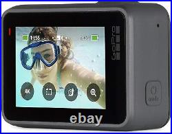 GoPro HERO7 Silver Waterproof Digital Action Camera with Touch Screen