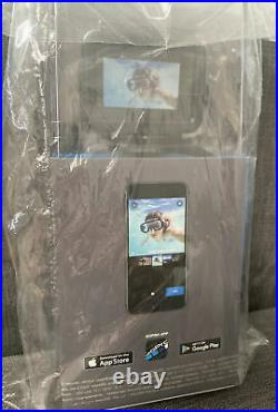 GoPro HERO7 Silver Waterproof Digital Action Camera with Touch Screen for 4K