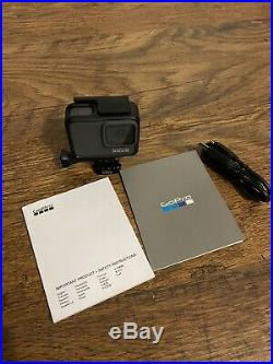 GoPro HERO7 Waterproof Digital Action Camera with Touch Screen for 4K HD Video