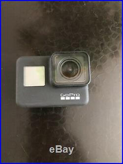 GoPro Hero7 Waterproof 4K Digital Action Camera with LCD Touch Screen Black