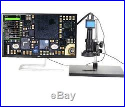 HD 1080P 60FPS 16MP HDMI USB Digital Industry Video C-mount Microscope Camera