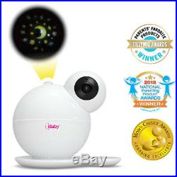 IBaby Care M7, Smart Wi-Fi enabled Digital Video Baby Monitor, 1080p Full HD