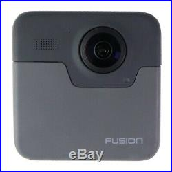INCOMPLETE GoPro Fusion 360 Waterproof Digital VR Camera with 5.2K HD Video