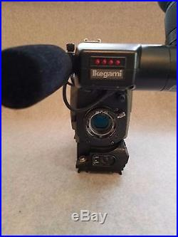 Ikegami HL 45 Digital Camera with Fujinon A19x8.7 lens switchable 16/9,4/3