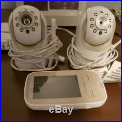 Infant Optics DXR-8 Video Baby Monitor with 2 Cameras