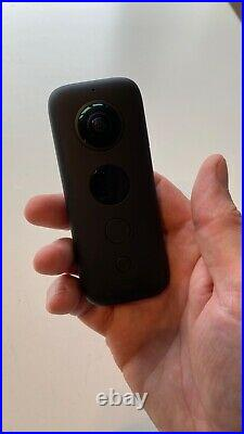 Insta360 ONE X 5.7K Digital Action Camera BUNDLE with batteries, charger etc
