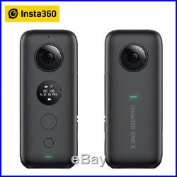 Insta360 One X VR Panoramic 360° 5.7k Digital Action Camera For iPhone & Android
