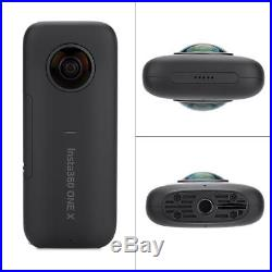 Insta360 One X VR Panoramic 360° 5.7k Video 18MP Digital Action Camera For Phone