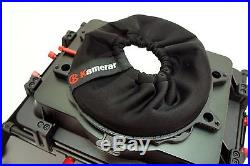 Kamerar DSLR Matte Box MAX-1.1 For Video and Digital Camera Rigs and Cages