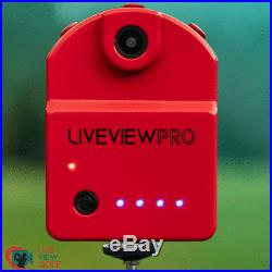 Liveview Pro Golf Swing Video Camera / Digital Golf Mirror / Golf Swing Analyser