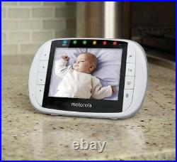 Motorola MBP36S VIDEO BABY MONITOR Newest (After Apr 2017) Digital COLOUR Cam