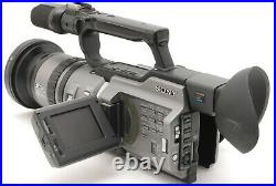 Near mint Sony DCR-VX2100 Digital Video Camcorder 3CCD from japan
