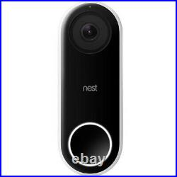 Nest Hello Video Doorbell NC5100 HD Smart WiFi Security Camera with Night Vision