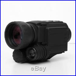 New Pyle Digital Night Vision Monocular (Camera/Camcorder) Picture & Video
