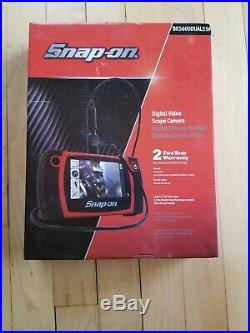 New Snap On BK5600DUAL55 Digital Video Scope Camera FREE PRIORITY SHIPPING