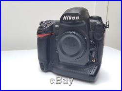 Nikon D3S 12.1MP Digital SLR Camera with 3-Inch LCD and 9fps 720p HD Video