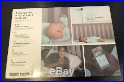 Owlet Smart Sock + Cam Complete Baby Monitor System Bundle Pack 1080P Video