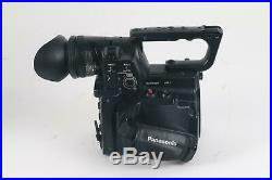 Panasonic AG-AF100AP AVCCAM HD Digital Video Camera with Accessories