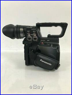 Panasonic AG-AF100P AVCCAM HD Digital Video Camera with Case