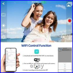 RX100 3.0 WIFI Video Camcorder HD Touch Screen Photography Recorder For Webcam